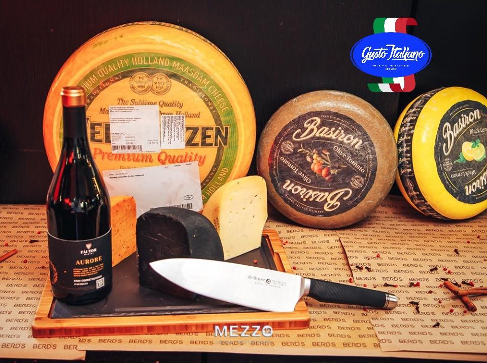 «Wine & Dine with Fautor Winery» — с Fautor Winery и Golden Gates SRL moldova в Mezzo.